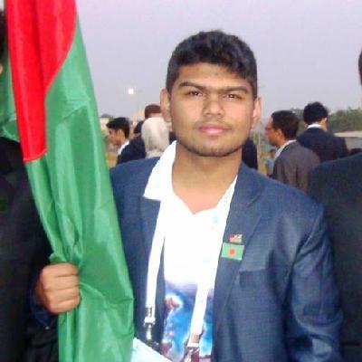 IAAC Ambassador Fahim Rajit Hossain Shwadhin