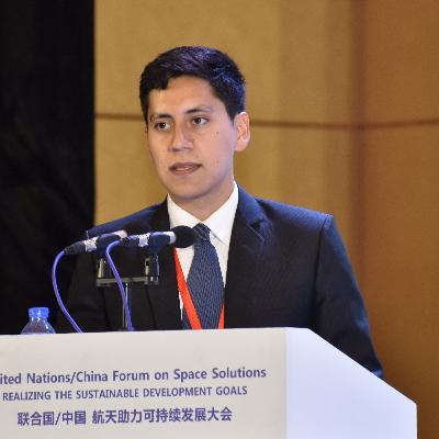 IAAC Ambassador Gabriel Andres Jaimes Illanes