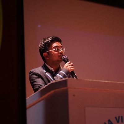 IAAC Ambassador Abhinav Ghosh